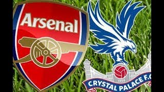 Arsenal vs Crystal Palace |  Preview | 3 points and keep it moving!