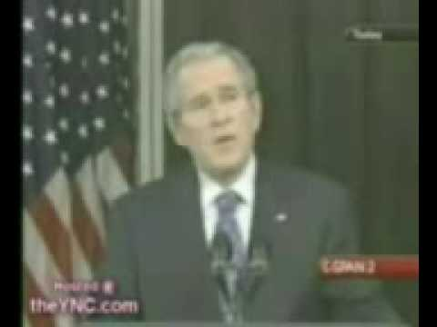 George  Bush can