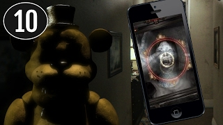 Top 10 Scary Mobile Games for iOS & Android