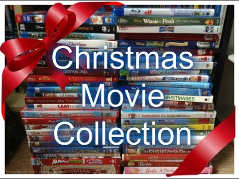 My Christmas Movie Collection