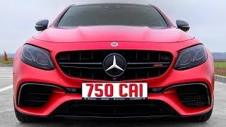 MERCEDES AMG E63s - 750 CAI *Masina cumparata din YouTube?*