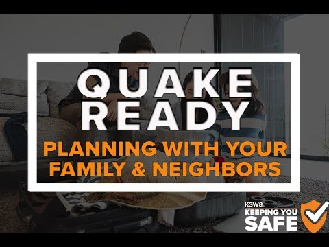 Will you survive a big earthquake? | kgw com