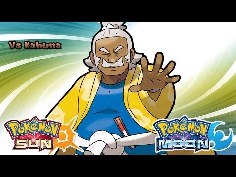 Pokemon Sun & Moon - Kahuna Battle Music (HQ)