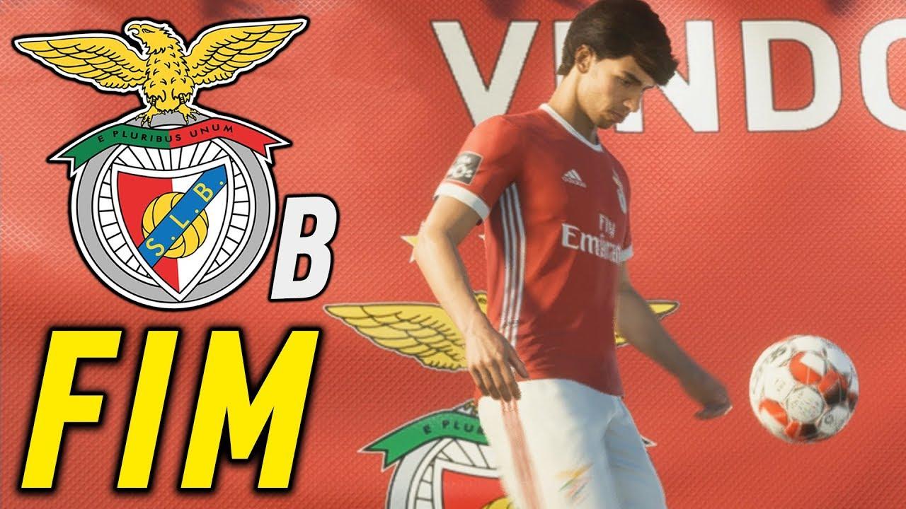 FIM! Benfica B ganha a Liga Portuguesa? - MINI MODO CARREIRA #03 | FIFA 20