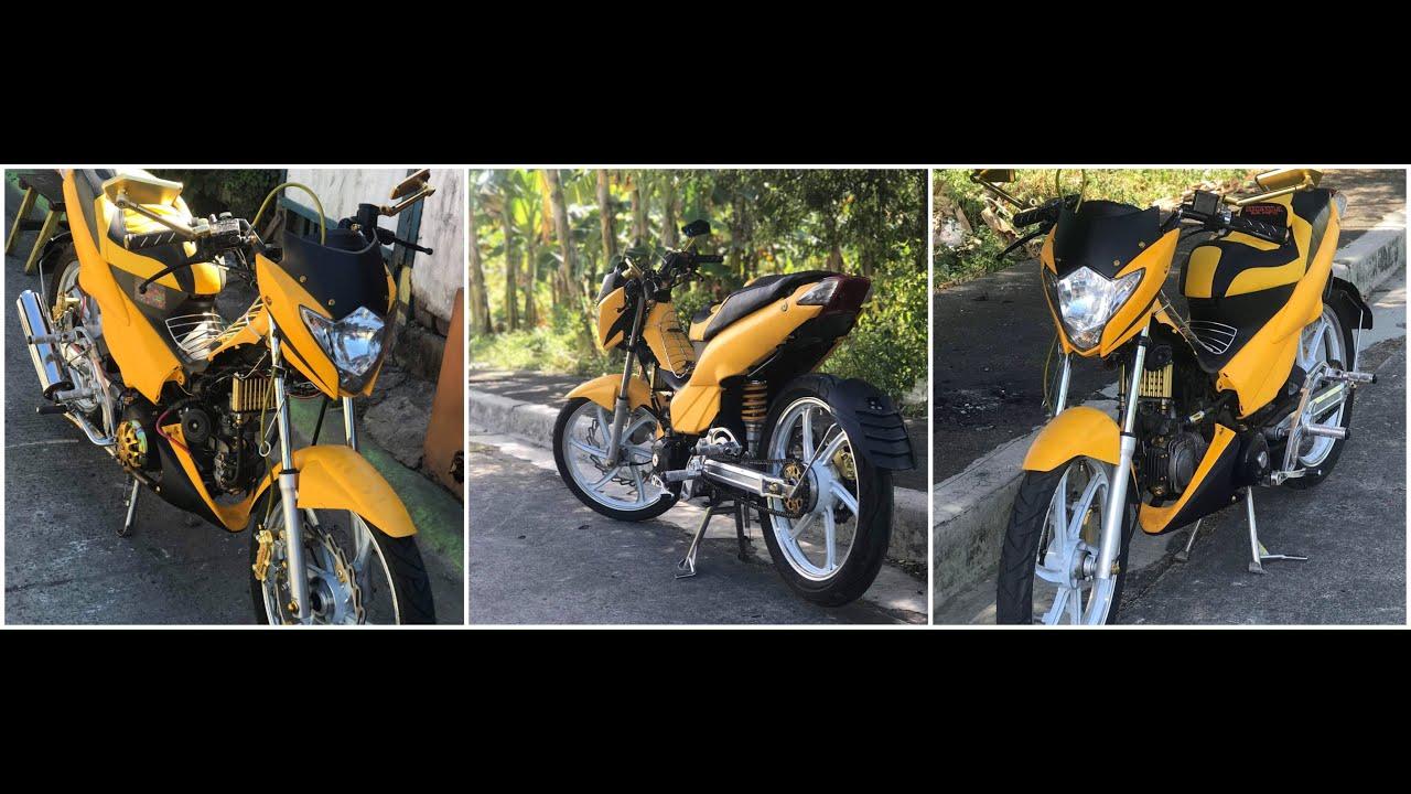 Honda Xrm 110 Bumblebee Concept