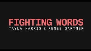 Fighting Words | Tayla Harris v Renee Gartner