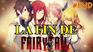 Fairy Tail Review Chapitre 545 : LA FIN ! [LIVE REACTION] [V63-9]