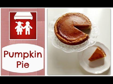 Pumpkin Pie  Torta di Zucca  Dolci 2C+K