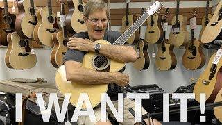 Three Great Martin Guitars