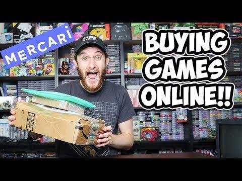 buying-more-retro-games-online!!