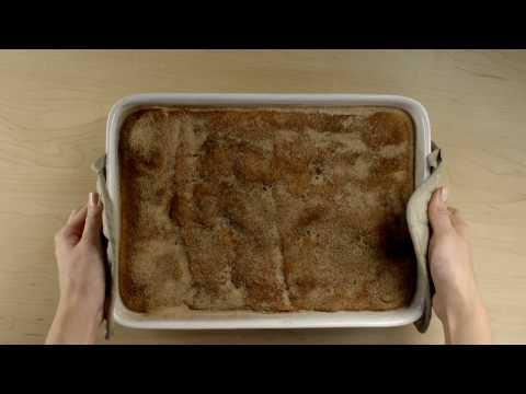 Apple Cheesecake Churro Bars Recipe