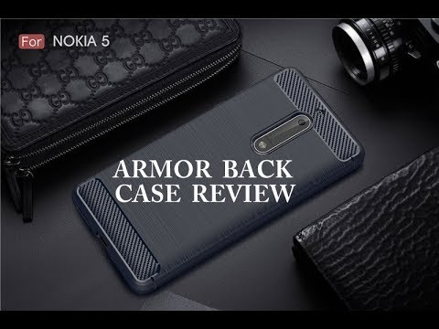 low priced 01ae3 669be Nokia 5 Armor Cover Review