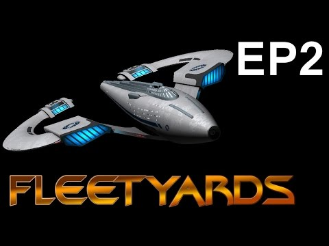Fleetyards EP2 - NSEA Protector (Galaxy Quest)