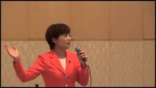 うえまつ恵美子対話集会「50地域」2013年6月2日in観音寺市