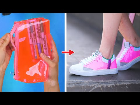 Dress Smart! 12 DIY School Clothes Ideas and More School Fashion Hacks!