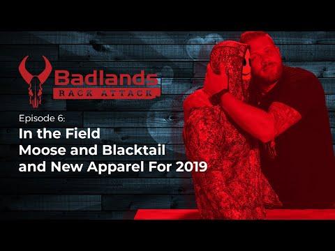 Badlands Rack Attack Episode 6: 2019 Apparel and Air Travel Fun