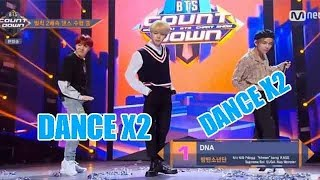 Gambar cover BTS - DANCE x2 ( Blood Sweat & Tears , Dope  , DNA )