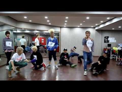 LC9 'MaMa Beat' mirrored Dance Practice