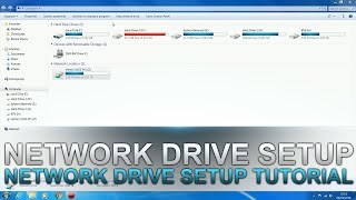 How to Setup a Network Drive on your Home Network