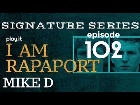 I Am Rapaport Stereo Podcast Episode 102: Mike D of the Beastie Boys
