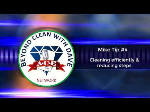 BCWD S2:E16 Cleaning Efficiently & Reducing Steps