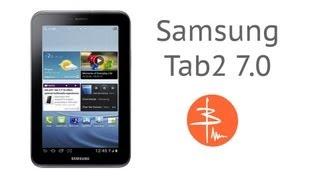 Обзор Samsung Galaxy Tab 2 7.0 GT-P3110