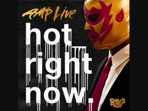 Amp Live - Hot right now (StereoHeroes Club Remix)