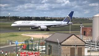 Planes at Birmingham Airport with ATC PART TWO - 27th August 2015