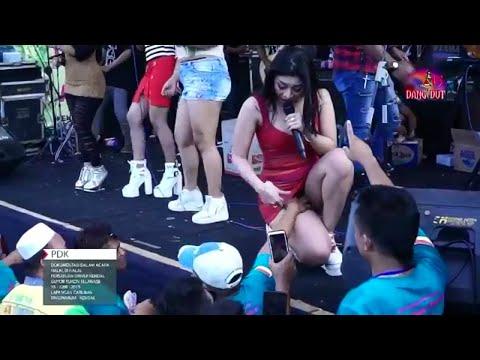 Dhea zautha goyang Hot dan seksi di obok-obok pake rebutan