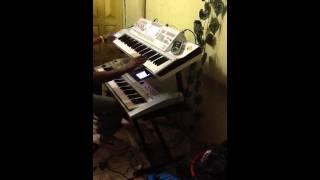 عزفي لاغنية رابح صقر باين عليك-عبدالسلام