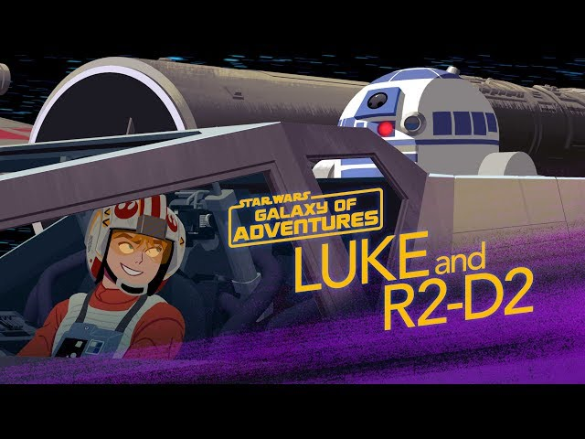 R2-D2 - A Pilot's Best Friend | Star Wars Galaxy of Adventures