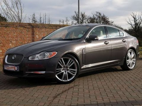 2008 jaguar xf premium luxury saloon for sale in hampshire youtube. Black Bedroom Furniture Sets. Home Design Ideas