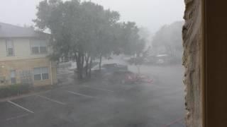 Extreme weather Cedar Park, Texas 5/23/2017