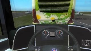 Omsi Simulator Paradiso 1800 DD G7 + Config. dos passageiros sentados