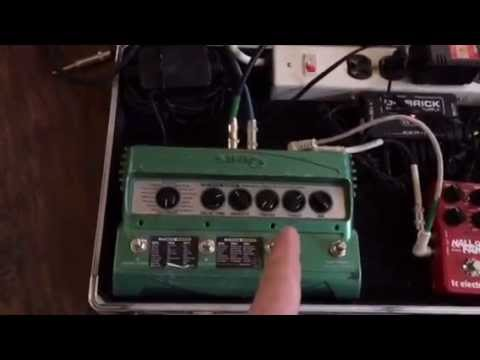 Building a Loop using the Line6 DL4