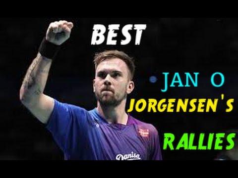 BEST JAN O JORGENSEN'S RALLIES