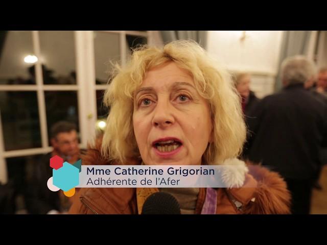Interview des adhérents #SoiréeAfer Paris