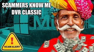 Indian Scammer Knows Me [DVR CLASSIC] thumbnail