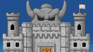 Super Mario Advance 4 - World 8 Final Castle