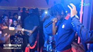 "Chief Keef Performs ""3Hunna / I Dont Like"" at Starbar"
