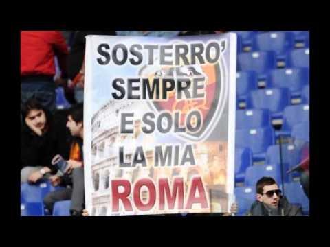 GRAZIE ROMA RAP - INNO ROMA RAP UFFICIALE - NAND1  [beat. Sam ZonaQuattro]