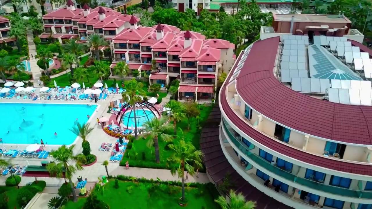 Saphir Hotel Villas Alanya