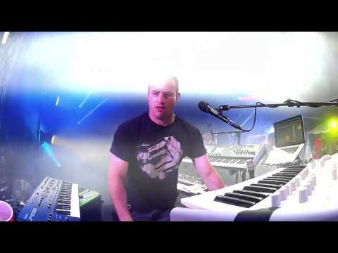 The Disco Biscuits - Camp Bisco 12 - Friday Sunset Jam!