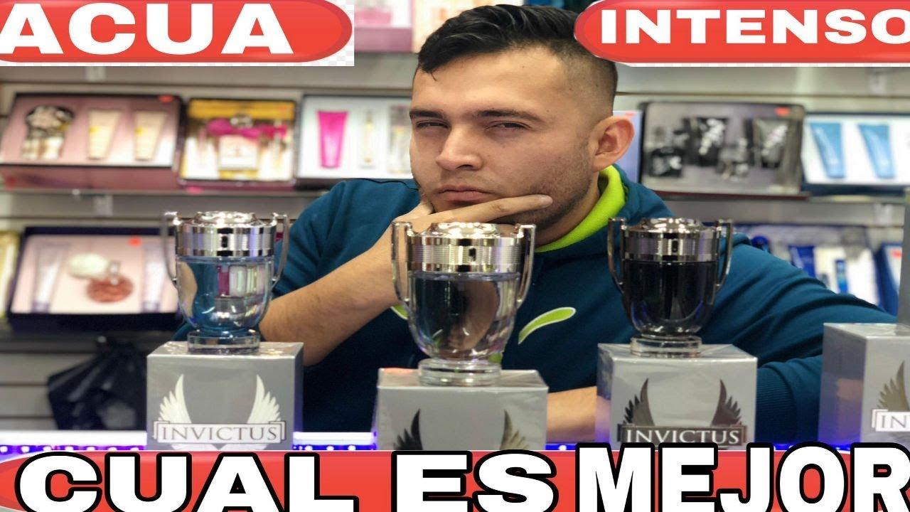 ESTE ES EL MEJOR INVICTUS CLÁSICO VS ACUA VS INTENSO - YouTube b89ada74e2c0a
