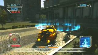 Transformers : Revenge of the Fallen Walkthrough/Autobot part 15 HD Quality