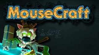 MouseCraft | Crunching Koalas | Gameplay & Commentary