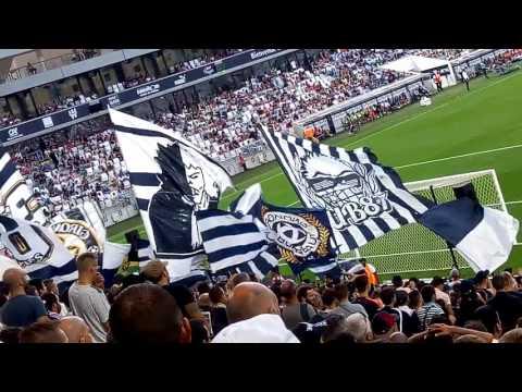 Ambiance FC Girondins de Bordeaux / ESTAC Troyes