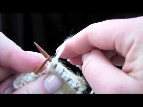 [KnitFreedom] Socks | Heel Stitches - Slip-Stitch Heel Pattern