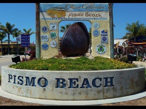 Central Coast of California Vacation