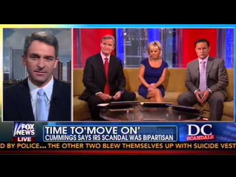 FOX & FRIENDS: Ken Cuccinelli Chats About the IRS Scandal